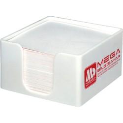 L609-B Küp Bloknot Kağıtsız